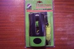 SE. Mammoth Shackle Disc Lock (Thatcham Approved)