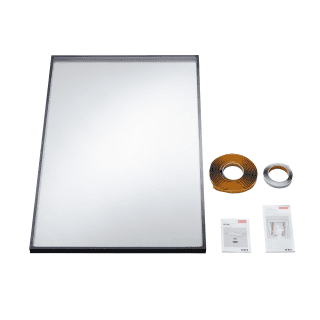 VELUX - IPL UK08 0034 - 24 mm double glazed replacement pane for V22 roof windows, 134x140