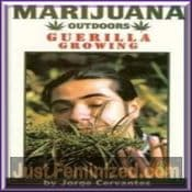 Marijuana guerilla growing cannabis outdoors book