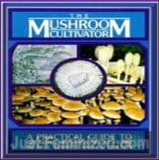 The Mushroom Cultivator Magic Mushrooms book