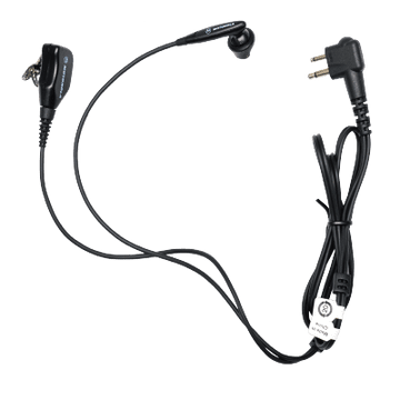 Motorola 2-Wire Surveillance Kit with Earbud for the DP1400