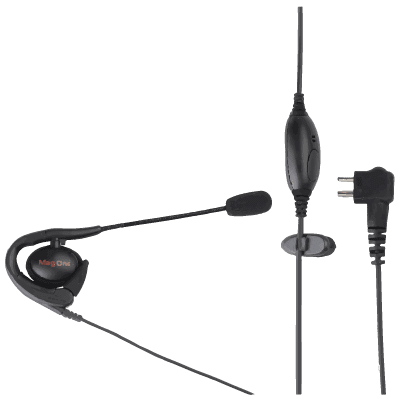 MagOne by Motorola Earset with Boom Mic for DP1400