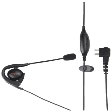 Motorola (MagOne) Earset with Boom Mic for DP1400