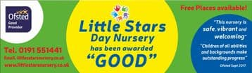 Ofsted Good banner - Template 2
