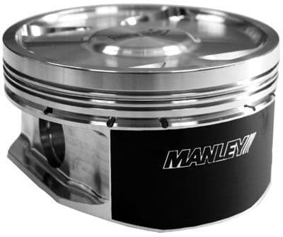 2.0 Ecoboost Manley Forged Pistons Set of 4 - Ford Focus Mk3 ST (250PS)