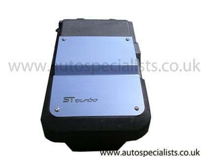AutoSpecialists Battery Cover Top Trim (with Logo) for Focus Mk2