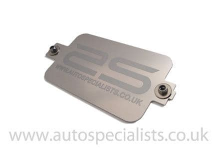 AutoSpecialists Battery Securing Plate for Fiesta Mk7 (Non-ST)
