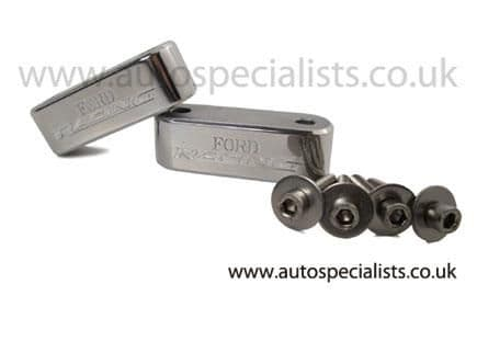AutoSpecialists Bonnet Spacer Blocks for Fiesta Mk6