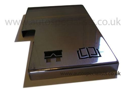 AutoSpecialists Fuse Box Cover (with Logo) for Focus Mk2