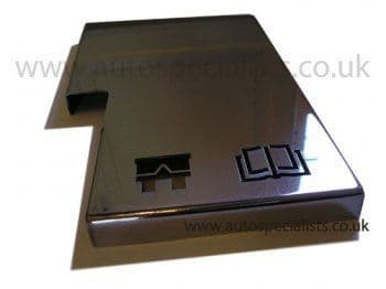 AutoSpecialists Fuse Box Cover (with Logo) for Mk3 Focus