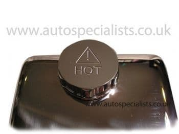 AUTOSPECIALISTS HEADER TANK CAP COVER FOR FIESTA MK7 AND FOCUS MK2 & MK3