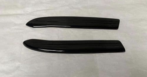 BMW E60/E61 M-Sport Rear Splitters