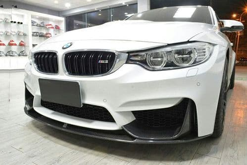 Carbonspeed BMW F80 M3 / F82 M4 Carbon Fibre Front Splitter And Canards
