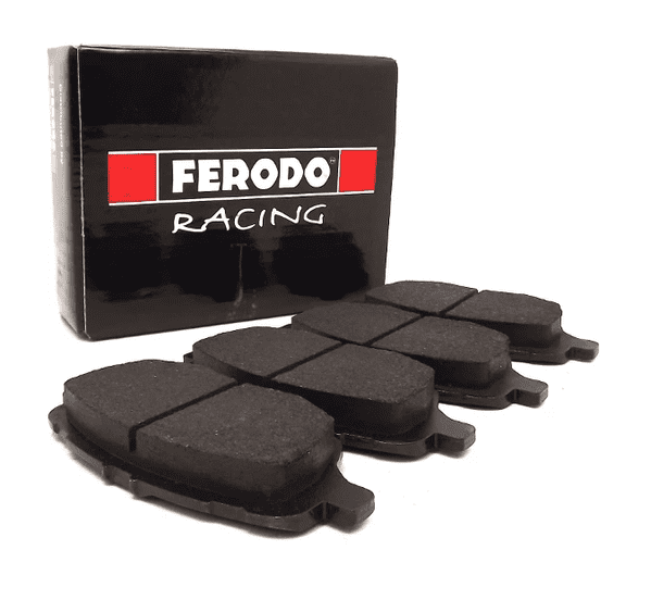 Fiesta 1.0 ecoboost-Ferodo Racing DS2500 Front Brake Pad Set