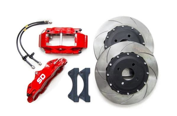 Fiesta Mk8 SD Performance 4 Pot brake kit