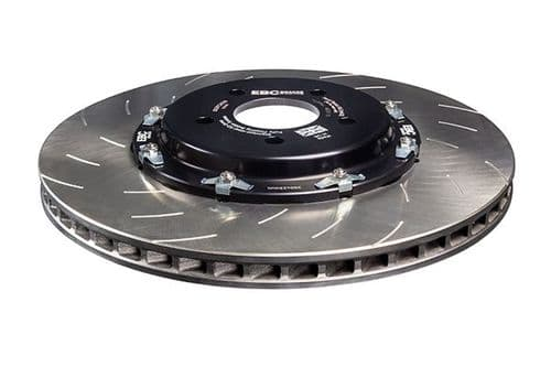 Focus MK3.5 RS EBC Racing 2-Piece Floating Brake Discs (Pair) To Fit Front SG2FC2030