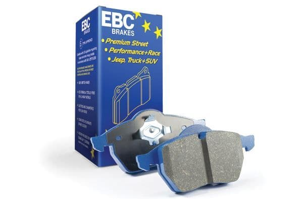 Focus ST MK7- EBC Bluestuff NDX Trackday Brake Pad Set To Fit Front DP52149NDX