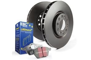 Focus ST MK7- EBC Brakes Pad And Disc Full Vehicle Kit PD40K739