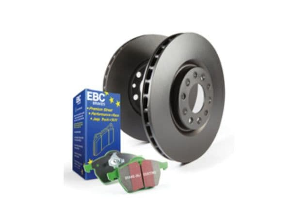 Focus ST MK7- EBC Brakes Pad And Disc Kit To Fit Front PD01KF508