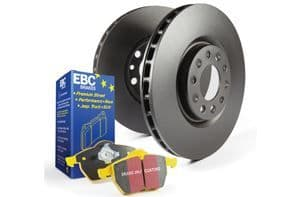 Focus ST MK7- EBC Brakes Pad And Disc Kit To Fit Front PD03KF481