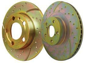 GD1434 EBC Turbo Grooved Front Discs