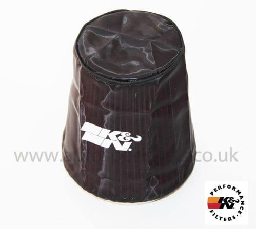 K&N CHARGER SOCK FOR FOCUS RS MK2/COSWORTH GRP A FILTER