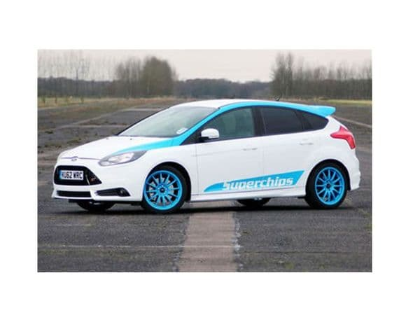 SUPERCHIPS BLUEFIN - Focus ST 250 Mk3 EcoBoost 250 add 50 bhp - Ford Focus Mk3 ST (250PS)