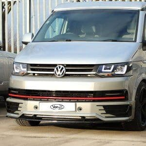 Van-X Full Front End Styling Upgrade To T5-X for Transporter T5.1