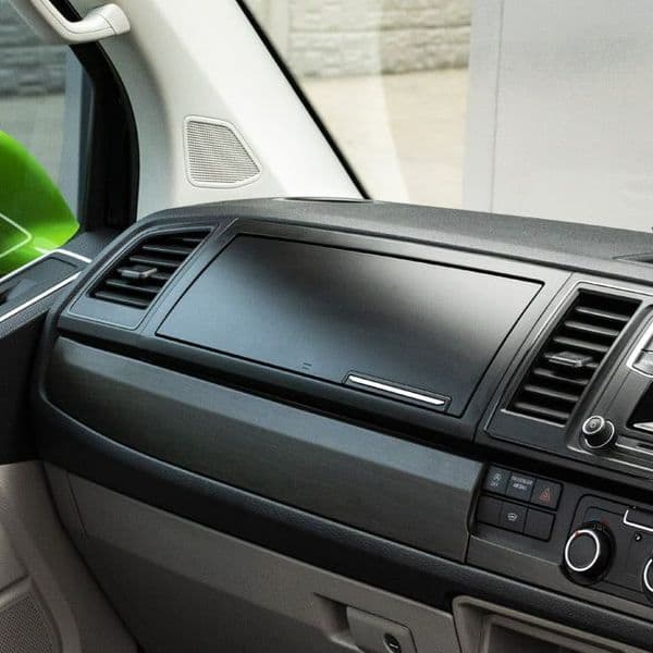 Van-X Lower Dash Styling Trims Wood Effect for Transporter T6