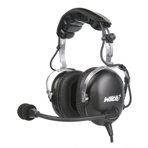 Pilot Aviation Headset - Wilco ANR with Bluetooth