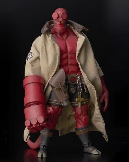 1000 Toys Hellboy 1/12 Action Figure