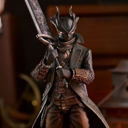 Figma No.367-DX Bloodborne Hunter Action Figure The Old Hunters Edition