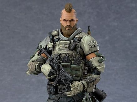 Figma No.480 Call of Duty: Black Ops 4 Ruin Action Figure