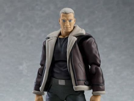Figma No.482 Ghost In The Shell: Stand Alone Complex Batou Action Figure