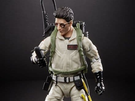 Hasbro Ghostbusters Plasma Series Egon Spengler Action Figure (Terror Dog BAF)