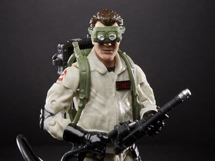 Hasbro Ghostbusters Plasma Series Ray Stantz Action Figure (Terror Dog BAF)
