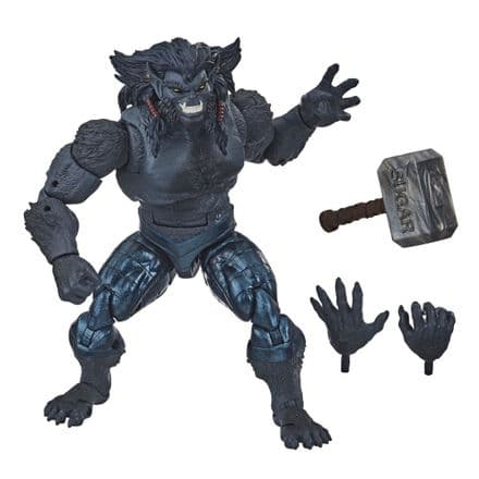 Hasbro Marvel Legends Age of Apocalypse Dark Beast Action Figure (Sugarman BAF)
