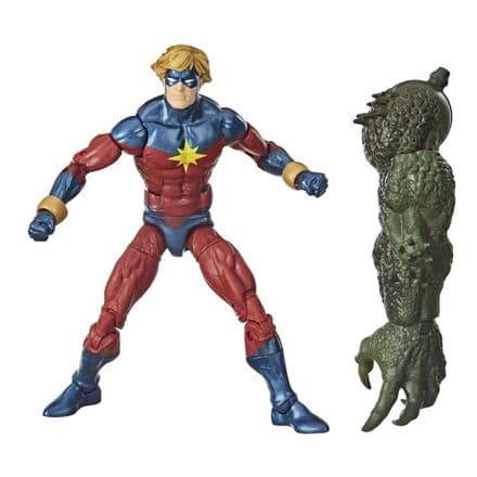 Hasbro Marvel Legends Avengers Video Game Mar-Vell Action Figure (Abomination BAF)