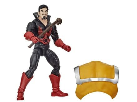 Hasbro Marvel Legends Deadpool Wave Black Tom Cassidy Action Figure (Strong Guy BAF)
