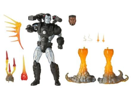 Hasbro Marvel Legends Deluxe War Machine Action Figure