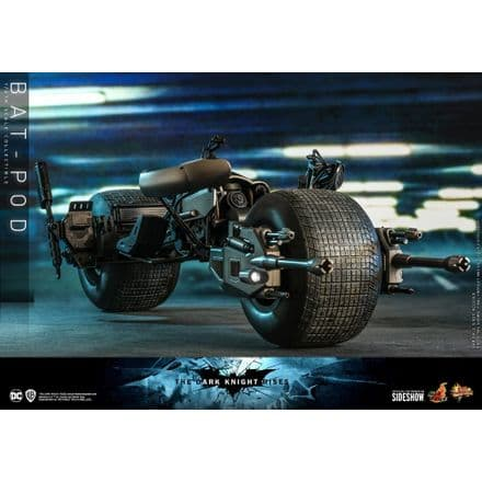 Hot Toys MMS591 The Dark Knight Rises Bat-Pod 1/6 Scale Scale Collectable (Reissue)