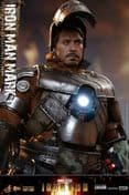 Hot Toys MMS605D40 Iron Man Mark I 1/6th Scale Collectable Figure