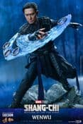 Hot Toys MMS613 Shang-Chi and the Legend of the Ten Rings Wenwu 1/6th Scale Collectable Figure