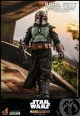 Hot Toys TMS055 The Mandalorian Boba Fett (Repaint Armor) 1/6th Scale Collectable Figure