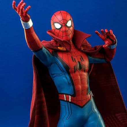 Hot Toys TMS058 Marvel's What If...? Zombie Hunter Spider-Man 1/6th Scale Collectable Figure