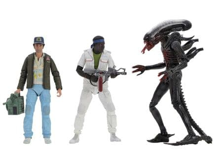 NECA Alien 40th Anniversary Action Figure 3-Pack (Wave 2)