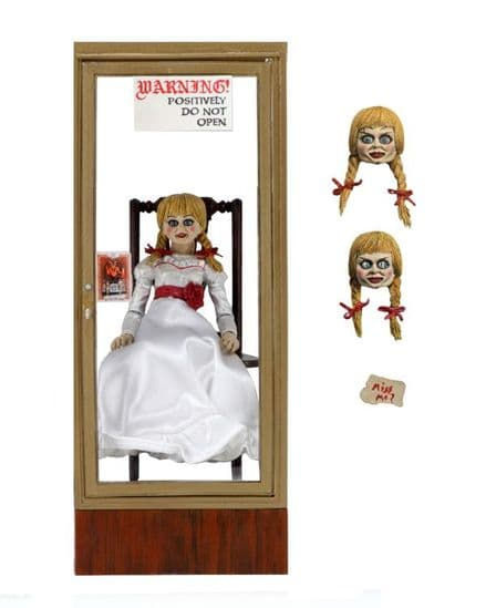 NECA Annabelle Comes Home Ultimate Annabelle Figure