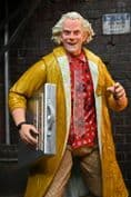 NECA Back to the Future Part 2 Ultimate Doc Brown (2015) Action Figure