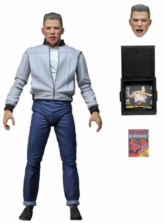 NECA Back to the Future Ultimate Biff Tannen Action Figure