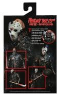 NECA Friday the 13th Part VII Ultimate Jason (The New Blood) Action Figure